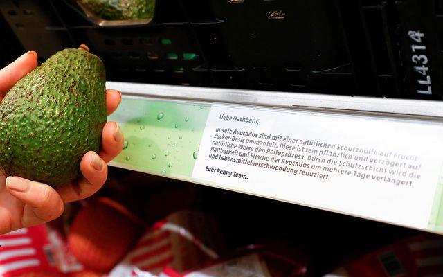 REWE Avocado Coating