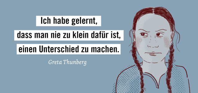 Greta Thunberg Die 7 Stärksten Zitate Der Klimaschützerin