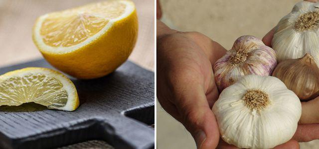 Bicarbonat plus Zitrone zum Abnehmen