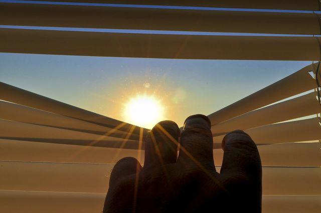 Bei Migräne: Raum abdunkeln