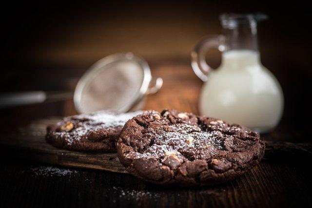 Vegane Kekse findest du fast in jedem Supermarkt.