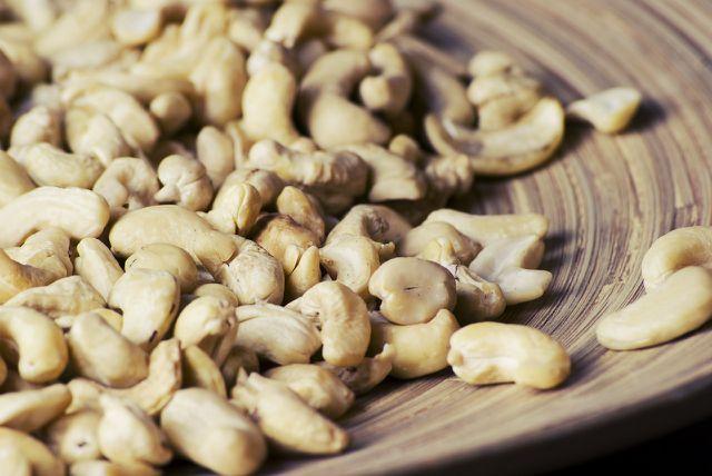Cashewkerne sind lecker und gesund, leider aber nicht besonders nachhaltig.