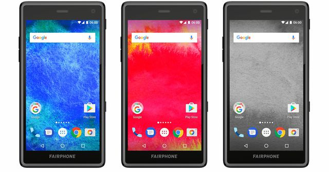 Fairphone 2 mit Android