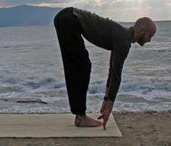 Sonnengruß im Yoga: Uttanasana B.