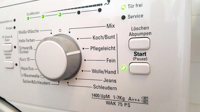 Nicht alle Lamfelle sind für die Waschmaschine geeignet.