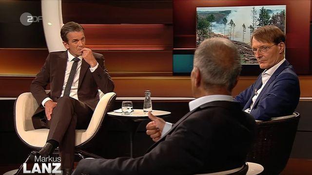 Mojib Latif, Markus Lanz, Klimakrise