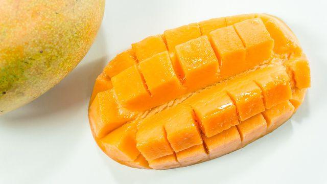 Gesund und vitaminreich stärkt die Mango nicht nur die Darmflora, sondern hemmt auch noch das Hungergefühl.