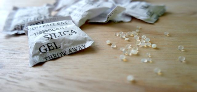 uses for silica gel packets