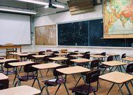 Der Klassenraum ist ein mögliches Reiseziel mit weltwärts