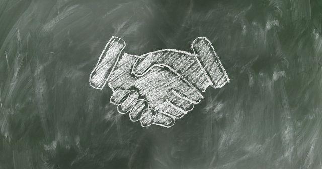 Warum konkurrieren, wenn man zusammenarbeiten kann?