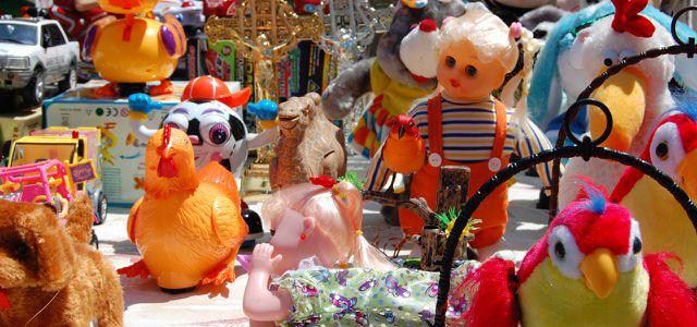 Eu-Kommission: Spielzeug kann gefährlich sein