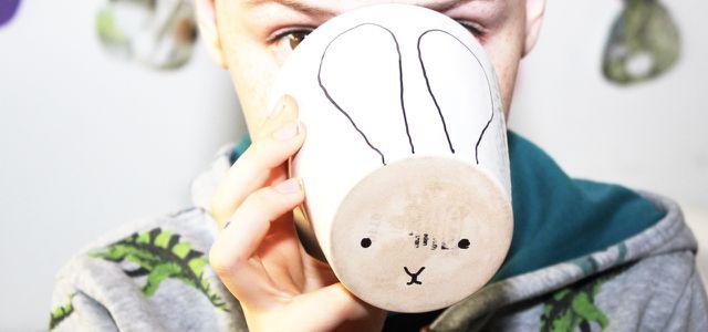 Ostergeschenk zum Selber machen – für Kaffee-, Tee- oder Kakaoliebhaber