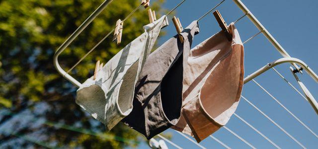 how to wash underwear