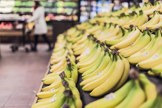 Bananen sollen das Krebsrisiko senken können.