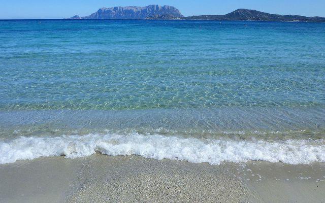 Sardinien Strand Meer