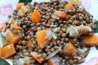 Linsen sind besonders für Vegetarier und Veganer ein wertvoller Eiweiß-Lieferant.