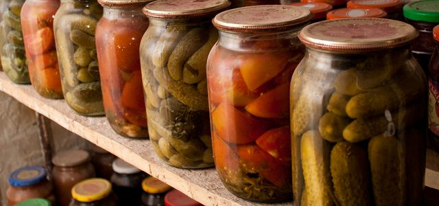 Lebensmittel Konservieren 3 Einfache Methoden Einkochen