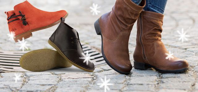 quality design c2e46 54b19 Bessere Winterschuhe von Waldviertler, Good Guys, ekn & Co.
