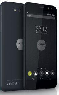 Äußerlich gleicht das Shift 5.1 dem Vorgänger-Shiftphone