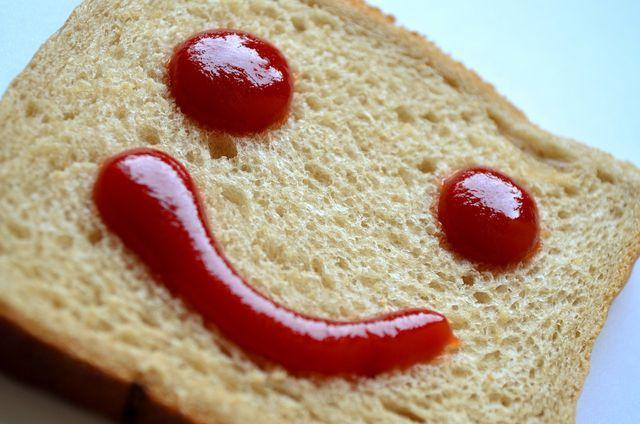 Das macht happy: Aufgepeppt Ketchup-Varianten für Groß und Klein.