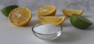 citric acid for cleaning