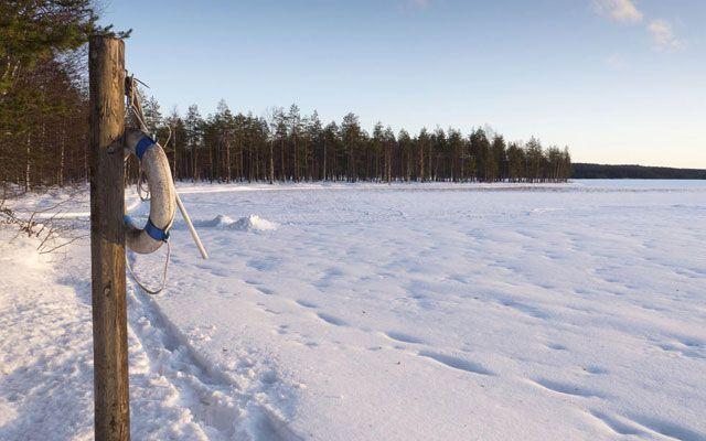 Wikinger Reisen Finnland Urlaub Winterreisen