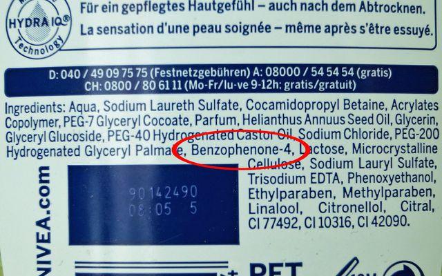 Inhaltsstoffe in Kosmetik: UV-Filter