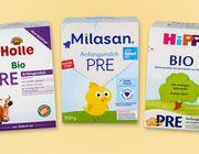 Muttermilchersatz, Test, Öko-Test