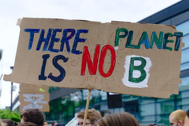 Der Klimawandel begründet den Studiengang.