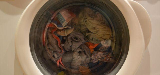 Wäsche waschen mit öklogischem Waschmittel
