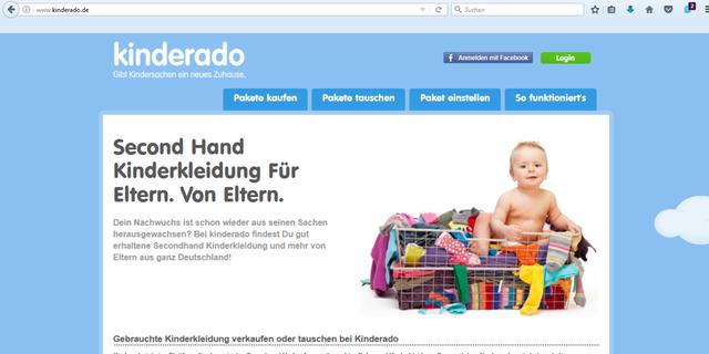 on sale 7d55f 13a9a Gebrauchte Kinderkleidung & Co.: die beliebtesten Online ...