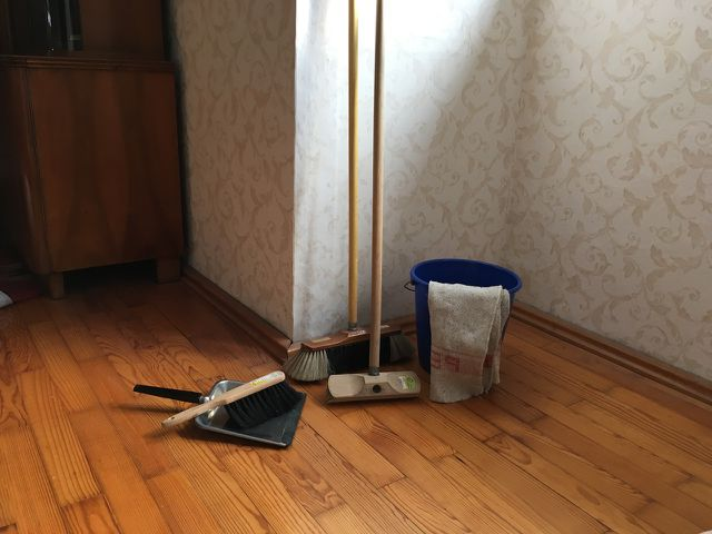 Boden Wischen Reinigungsmittel Und Tipps Fur Jeden Bodenbelag