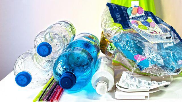 Plastik, Müll, Plastikmüll
