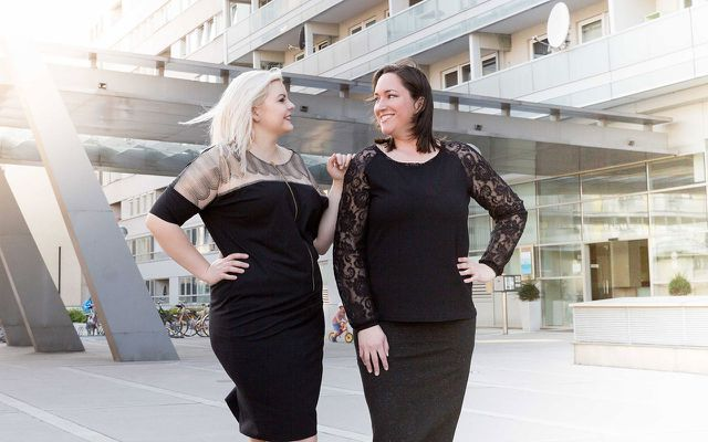 Faire Plus Size Mode von Miriam Jezek