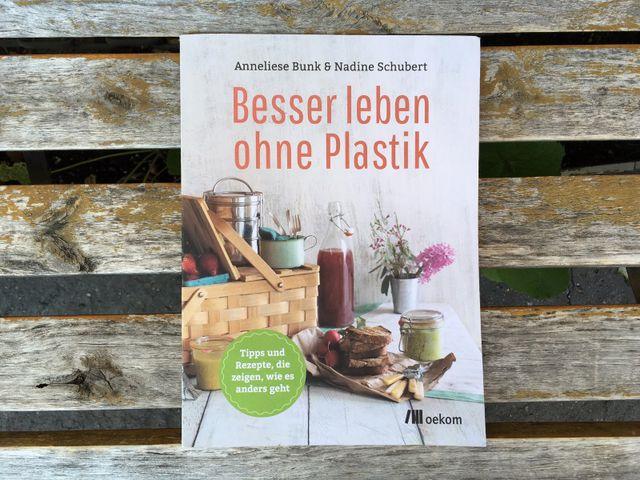 Leben ohne Plastik: Buchtipp Cover
