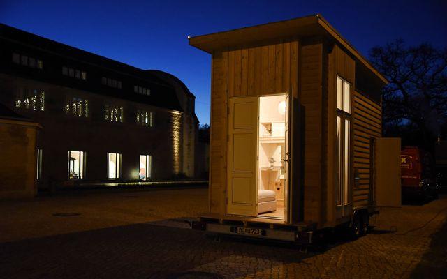 Das 100 Euro Haus Von Le Mentzel In Berlin Tiny House