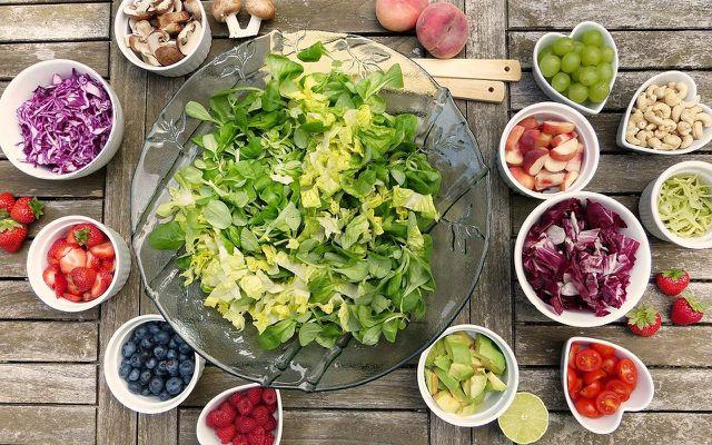 Salad Vegan Foods