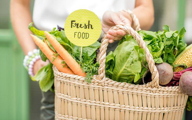 ernährung gesund einkaufen
