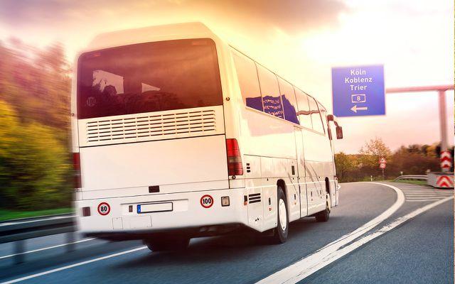 Bus Reisebus Fernbus
