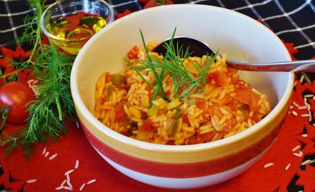 One-Pot-Reis lässt sich vielfältig variieren.