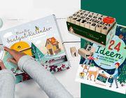 Nachhaltige Adventskalender für Kinder