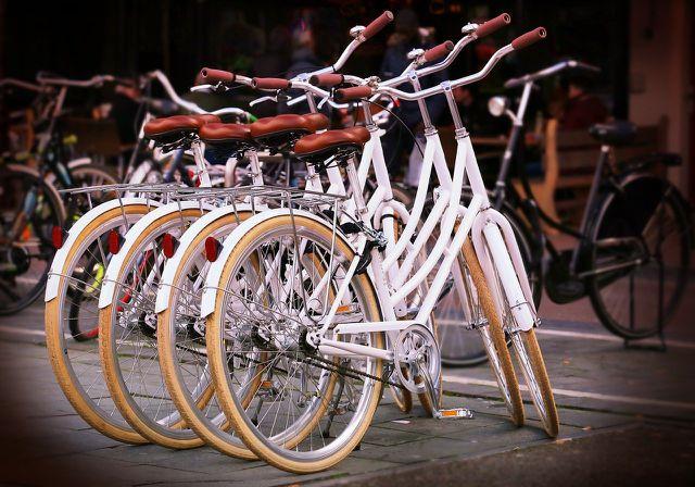 Beim flexiblen Fahrrad-Abo kannst du jedes freie Rad des Anbieters nutzen