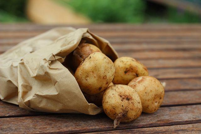 Von August bis Oktober haben Kartoffeln hierzulande Saison.