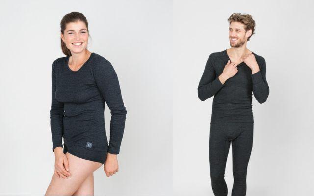 Wanderbekleidung: Thermo-Shirts von erlich Textil