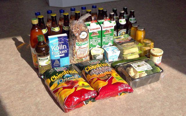 Online-Supermarkt Verpackungswahnsinn