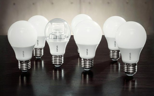 LED lightbulbs lamp