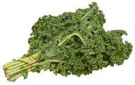 Grünkohl ist lecker und sehr gesund.