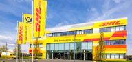 Das DHL Innocation Center bei Bonn