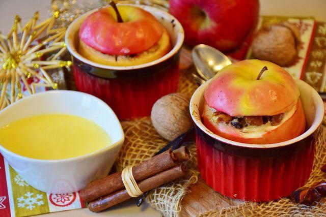 Durch das Bratapfelgewürz bekommen Bratäpfel einen besonders feinen Geschmack.