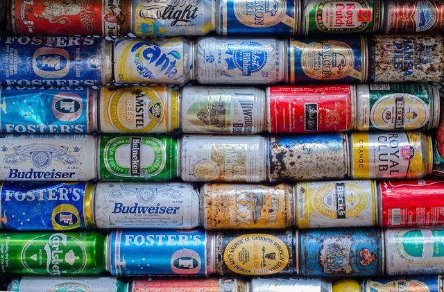 Viele Biermarken gehören heute zu großen Konzernen.